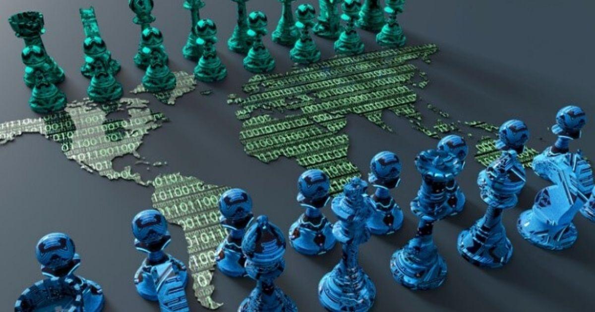 Conquista cyberspace