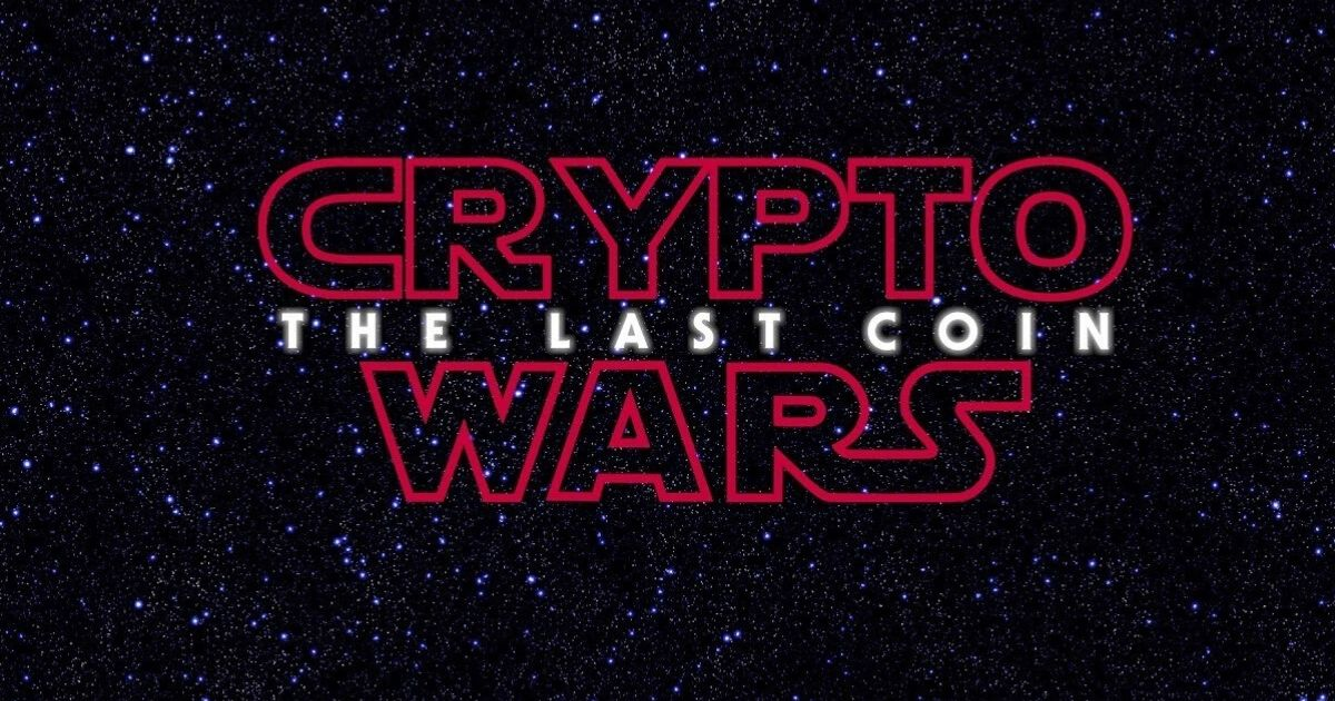 CRYPTO WARS – Bitcoin vs Corporation vs Stati