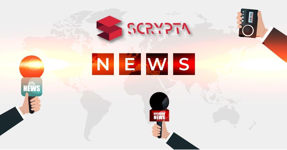 SCRYPTA NEWS – La blockchain contro le fake news